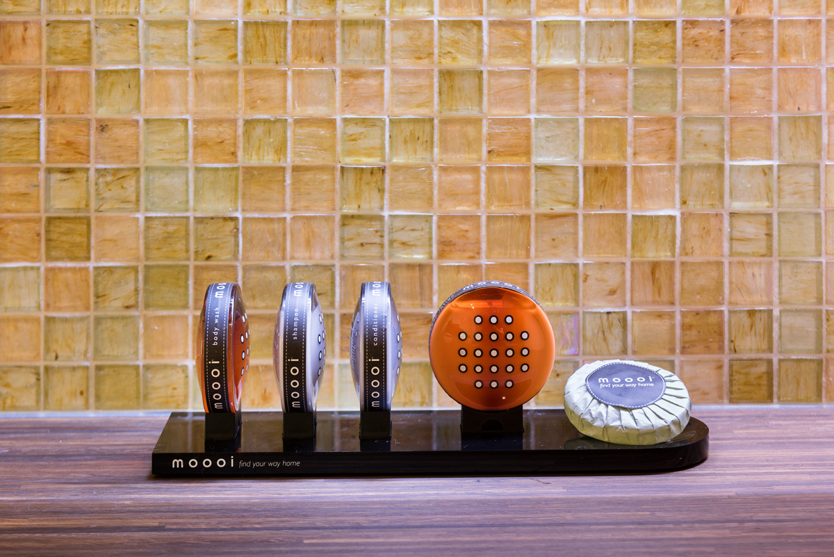 Suite Georgette Bathroom Amenities
