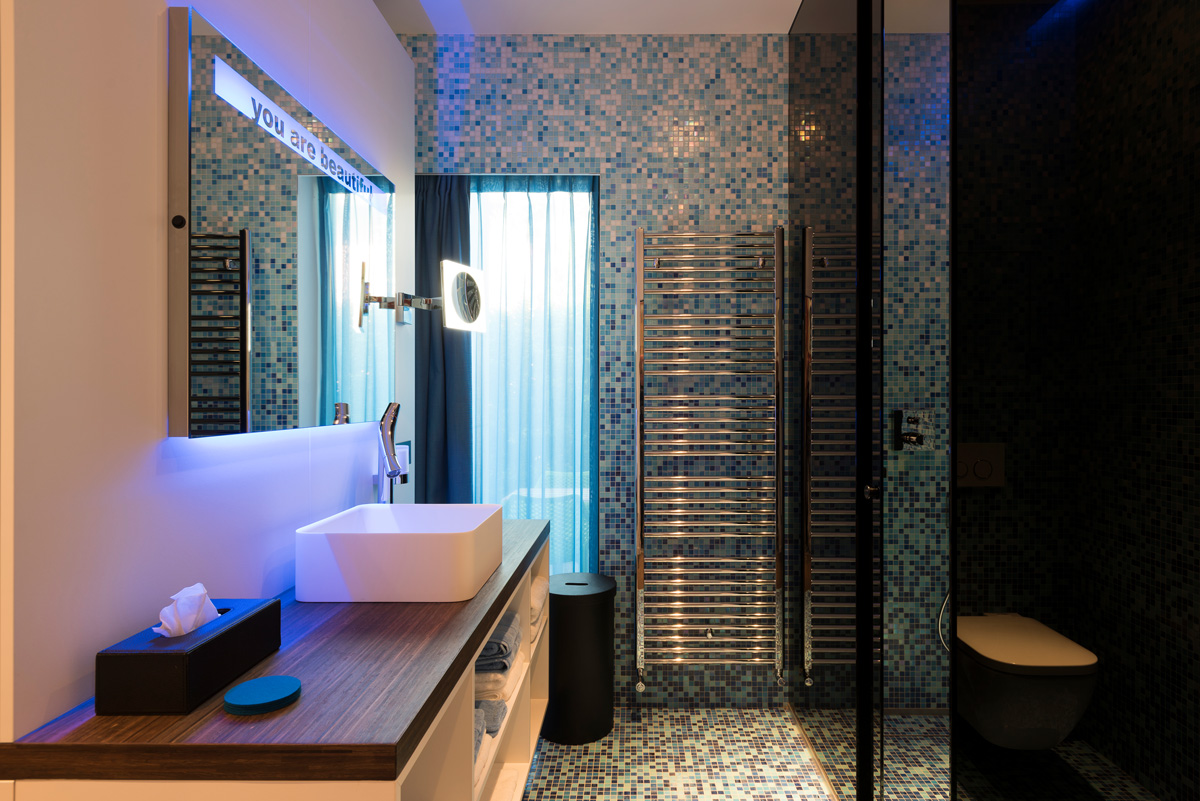 Suite Paul Bathroom